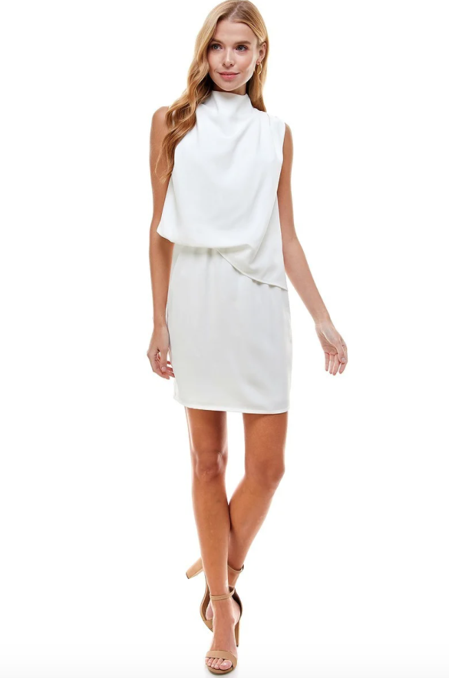 TCEC: Sleeveless Dress