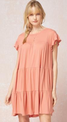 Entro: 5089 T-Shirt Dress