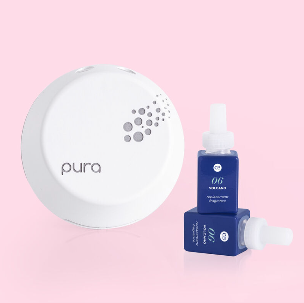 Volcano + Pura Smart Home Diffuser Kit