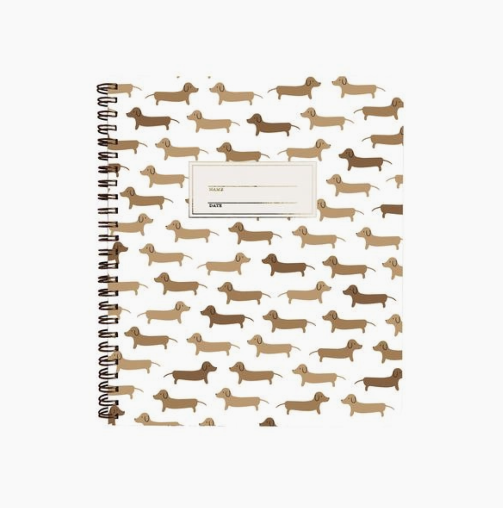 Paula & Waffle: Notebook
