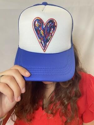 JAnderson: Heart Hat Ole Miss