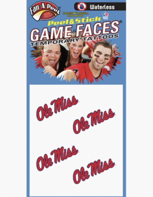 Game Faces: Ole Miss