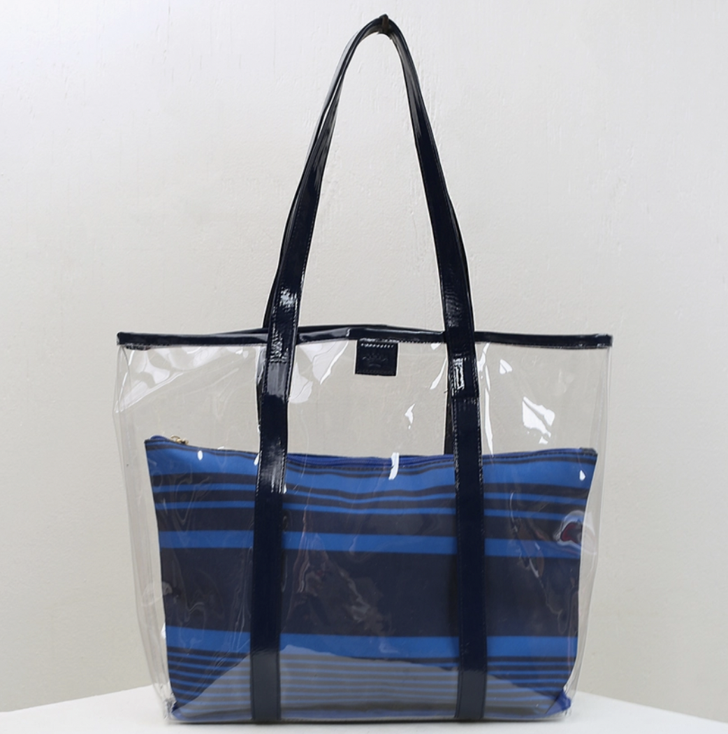 RS: Clearwater Tote with Stripe