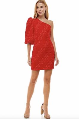 TCEC: One Sleeve Dress