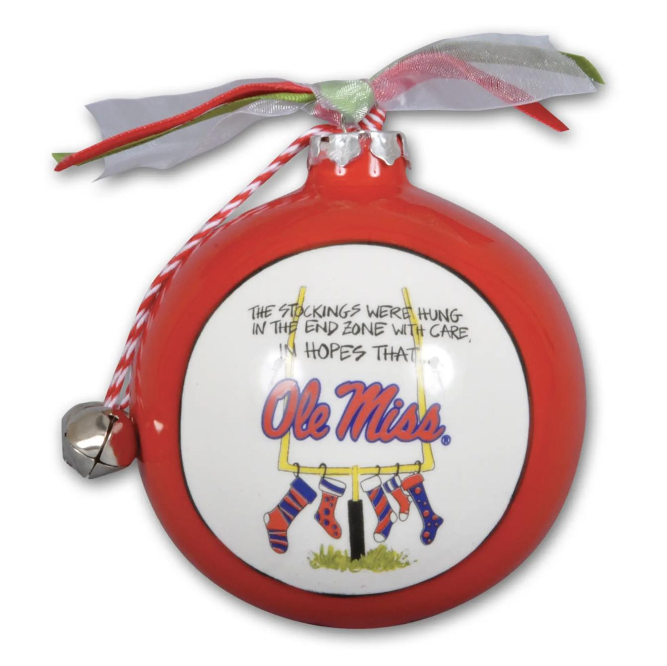 Magnolia Lane: MS Stockings Ornament
