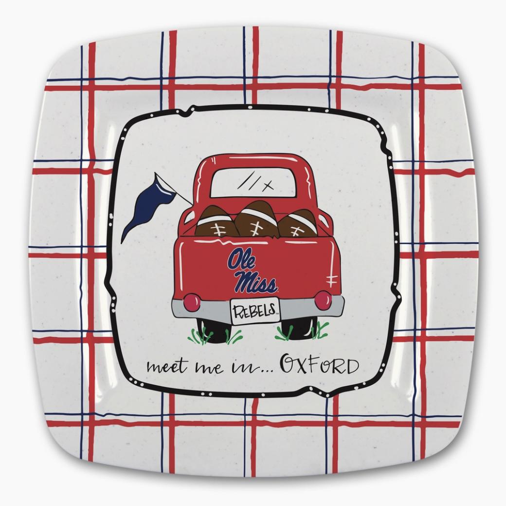 Magnolia Lane: MS Truck Square Plate