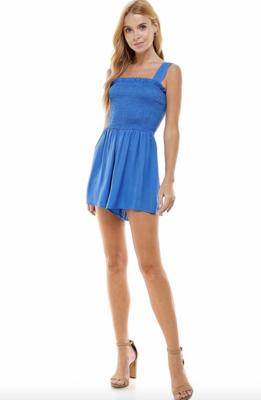 TCEC: Smock Top Dress