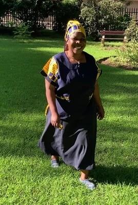 Uniform with Skirt