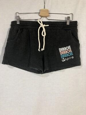 Women's Stone-Washed Shorts