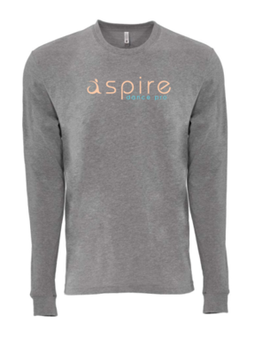 Adult Aspire Dance Long Sleeve Shirt Unisex