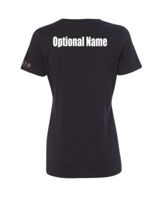 Custom Name on Apparel