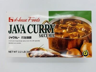 House Java Curry Sauce 1kg