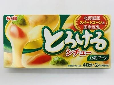 S&B Torokeru Stew Corn