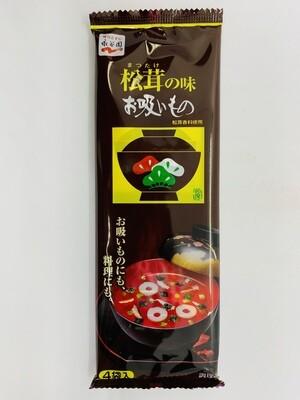 NAGATANIEN Matsutake Soup Stock
