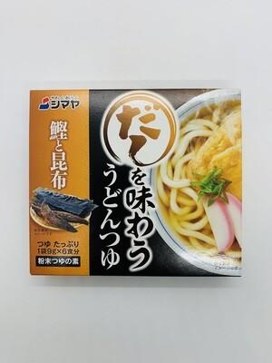 SHIMAYA Udon Soup Stock
