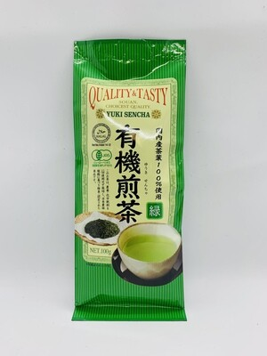 Quality&Tasty Organic Sencha