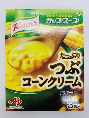 KNORR Cup Soup Tsubutsubu Corn Cream