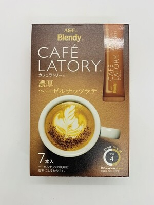 BLENDY Cafe Latory Hazel Nuts