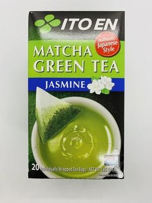 ITOEN Matcha Green Tea Jasmine