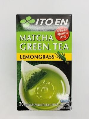 ITOEN Matcha Green Tea Lemon