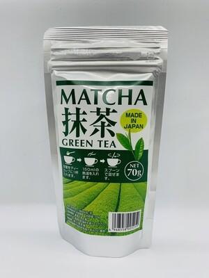 Matcha Green Tea Powder 70g