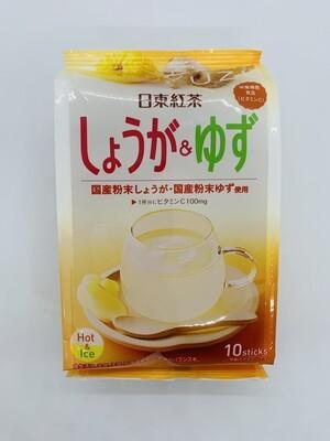 NITTO Ginger&Yuzu Tea