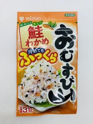 Mizkan Omusubiyama SakeWakame