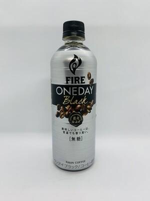 Fire Oneday Black