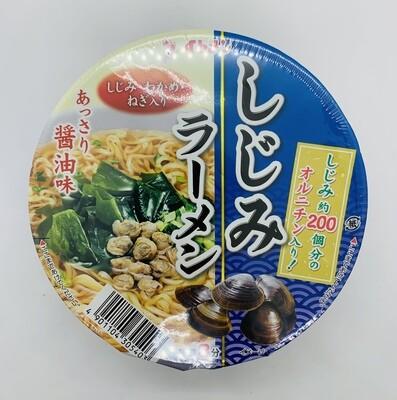 ITOMEN Shijimi Ramen Cup