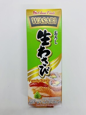 House Wasabi tube Large