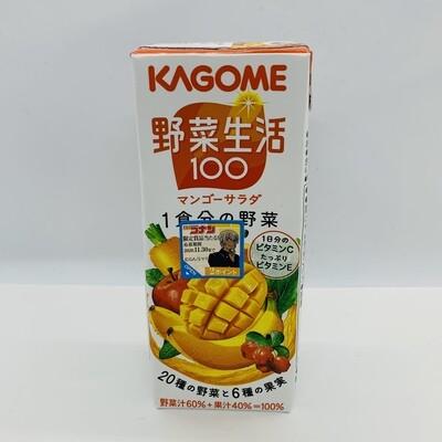 Kagome Yasai Juice Mango