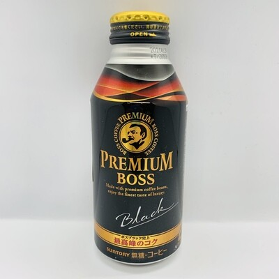 BOSS Premium Black Coffee