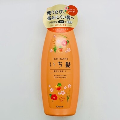 Kracie Ichikami Moisturizing Conditioner