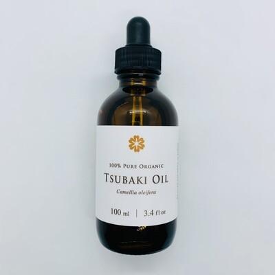 BOJ TSUBAKI Oil 100ml