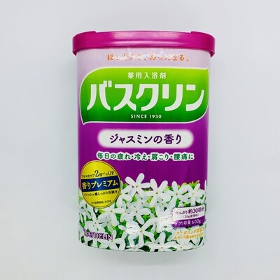 BATHCLIN Bath Salt Jasmine