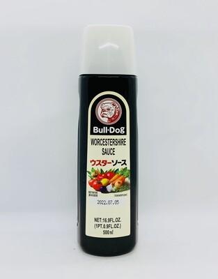 BULL-DOG Worcestershire Sauce 500ml