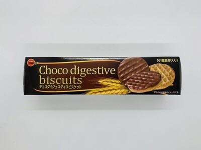 BOURBON ChocolateDigestive Biscuits