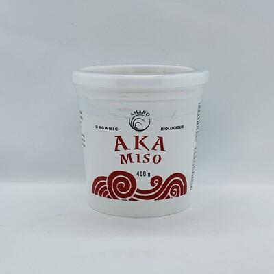AMANO Organic Aka Miso 400g