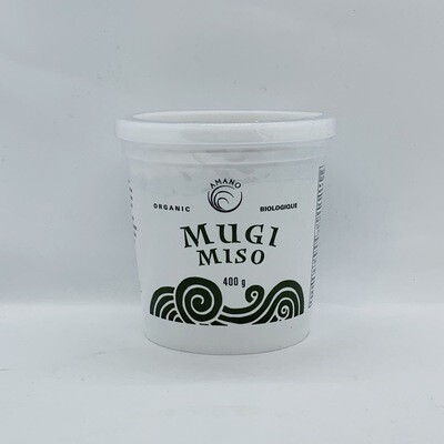 AMANO Organic Mugi Miso 400g