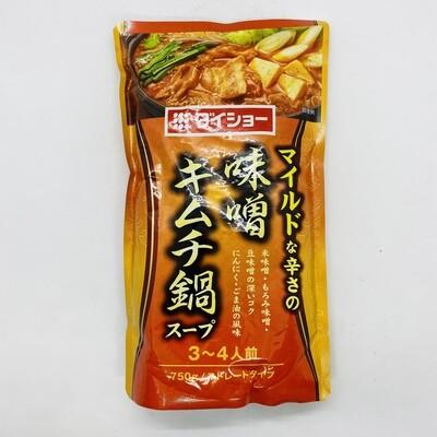DAISHO Miso Kimchi Hot Pot
