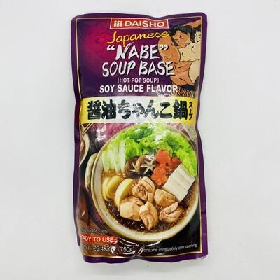 DAISHO Hot Pot Soup Soy Sauce