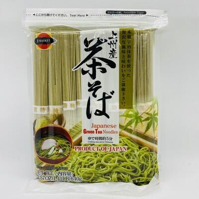 JBASKET Japanese Green Tea Soba 640g