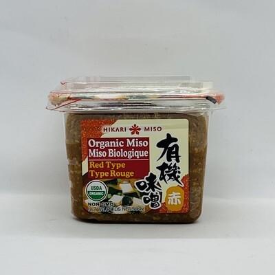 HIKARI Organic Miso Aka