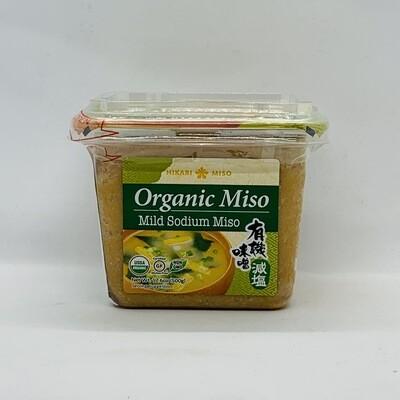HIKARI Organic Miso Mild Sodium