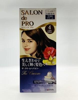 DARIYA Salon de Pro No4 Cream