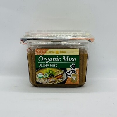 HIKARI Organic Miso Mugi 400g