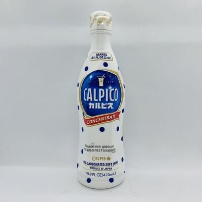 Calpico Consentrate bottle 470ml
