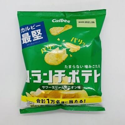 Calbee Crunch Potato Sour Cream