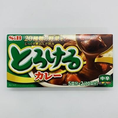 S&B Torokeru Curry Med Japan