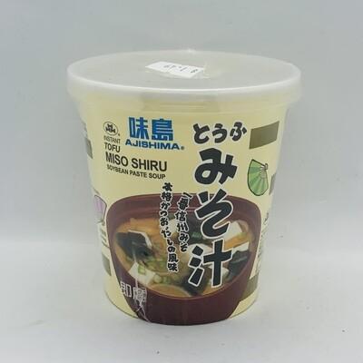 Ajishima Tofu Miso Soup Cup